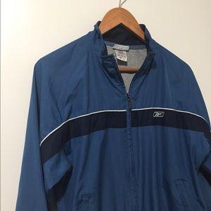 Vintage Reebok Track Jacket Size Large